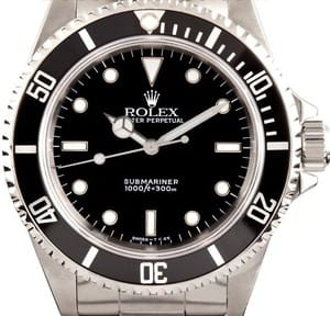 Rolex Submariner Stainless Steel 14060