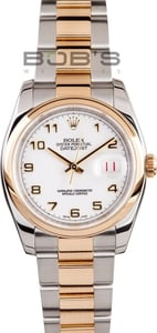 Men's Rolex Datejust Jubilee Dial