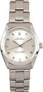 Mens Rolex Vintage Oyster Perpetual 1002