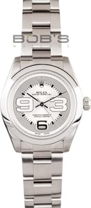 Used Rolex Oyster Perpetual Midsize Watch 177200
