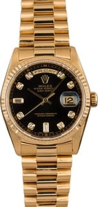 Rolex Presidential Diamond 18238