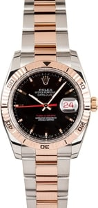 Rolex DateJust Thunderbird Watch 116261 at Bob's Watches