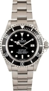 Used Rolex Sea-Dweller 16600 Stainless at Bob's Watches