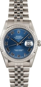 Rolex Datejust 16220 Oyster