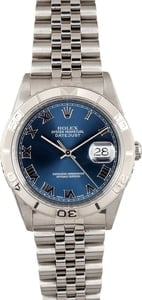 Men's Rolex DateJust Thunderbird 16264