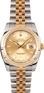 Used Rolex Oyster Perpetual DateJust 116233
