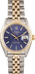 Vintage Rolex Oyster Date Stainless Steel 1505