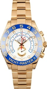 Yellow Gold Rolex Yacht-Master