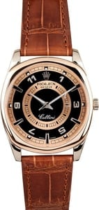 Rolex Cellini Rose Gold 4243