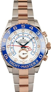 Rolex Rose Gold Yachtmaster II