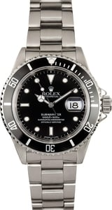 Rolex Submariner 16610 Used