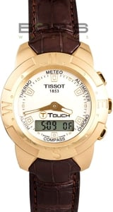 Tissot T Touch 18k Chronograph