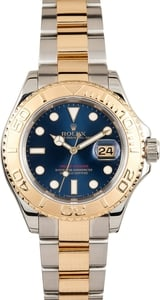 Rolex Two Tone Yachtmaster 16623