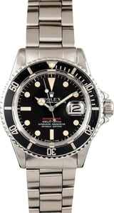 Rolex Submariner 1680 at Bob's Watches
