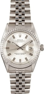 Vintage Rolex DateJust Stainless 1603