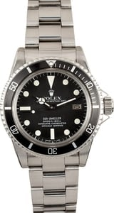 Rolex Vintage Sea Dweller 1665 Mark 1 Dial