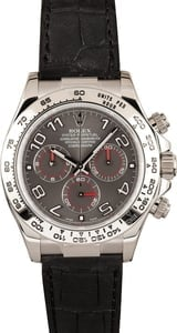 Rolex Daytona 116519 Leather