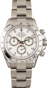 Mens Rolex Daytona Stainless Steel 116520