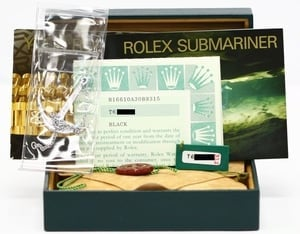 Rolex Submariner 16610, Pre Owned at Bob's