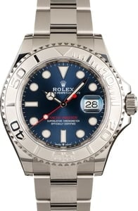 Rolex Yacht-Master 126622 Blue Dial