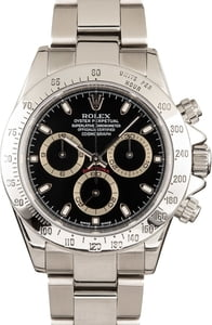 Rolex Daytona 116520 Black Watch