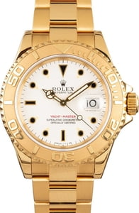 Rolex Yacht-Master 16628 Yellow Gold Oyster
