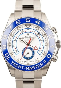 Pre-Owned Rolex 116680 Yacht-Master II T