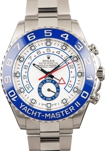 Rolex Stainless Yachtmaster II 116680