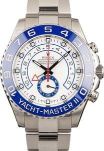 Rolex Stainless Yacht-Master 116680 Certified Pre-Owned