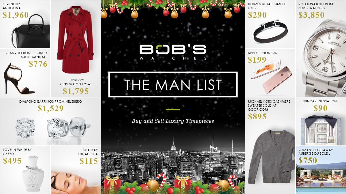 """Ultimate Holiday Gift Guide - The """"For Her"""" List"""