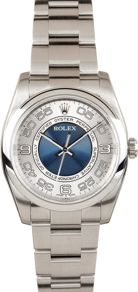 Used Rolex Oyster Perpetual 116000