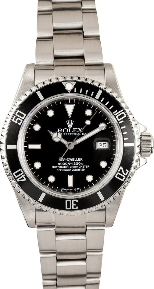 Used Rolex Deepsea For Sale