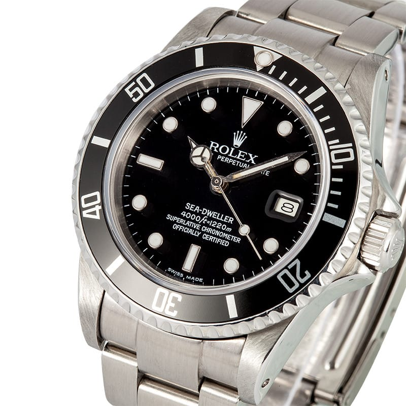 Rolex Sea Dweller 16660