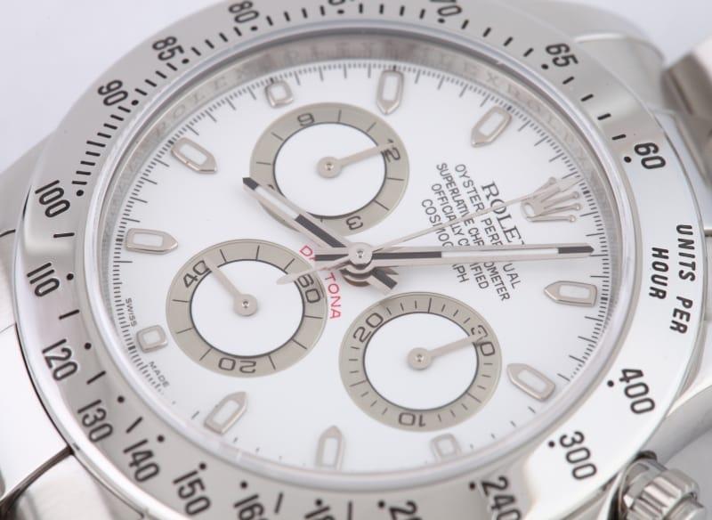 daytona 116520 dial