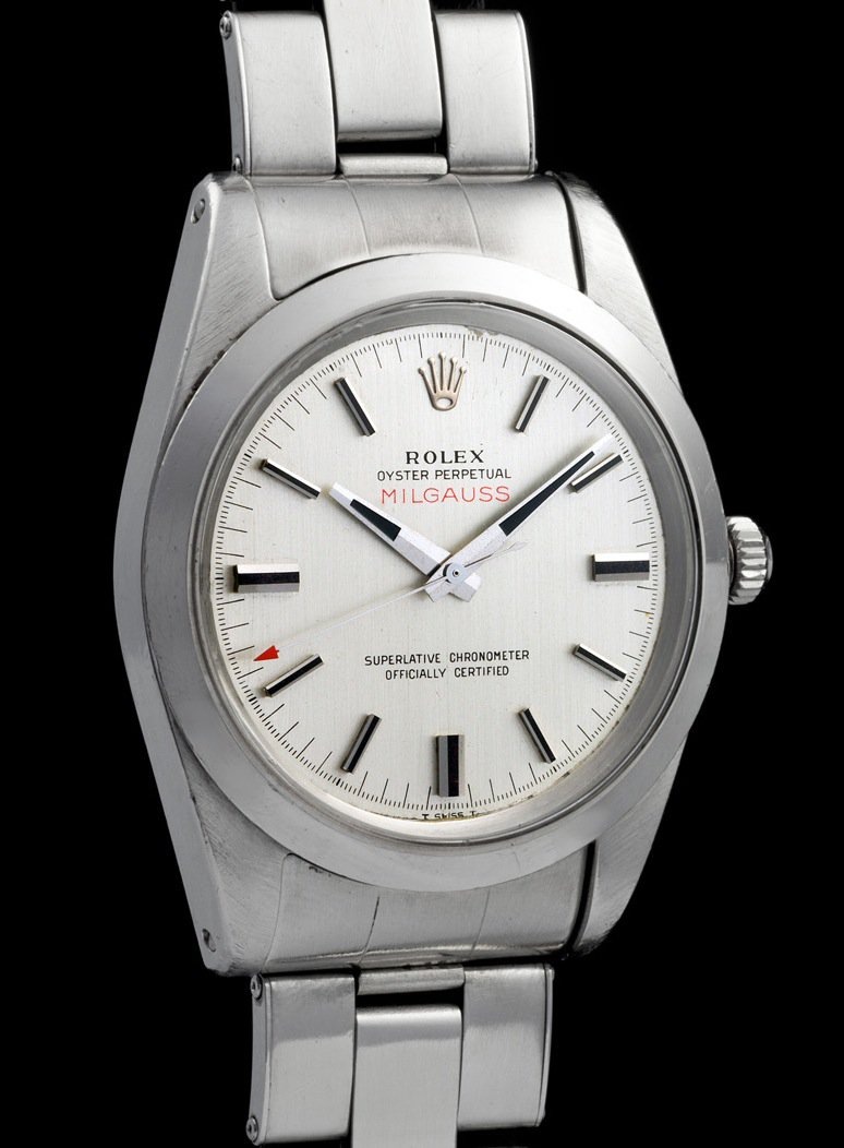 Certified Pre Owned >> Rolex Milgauss Reference 1019 Vintage Timepiece at Bob's