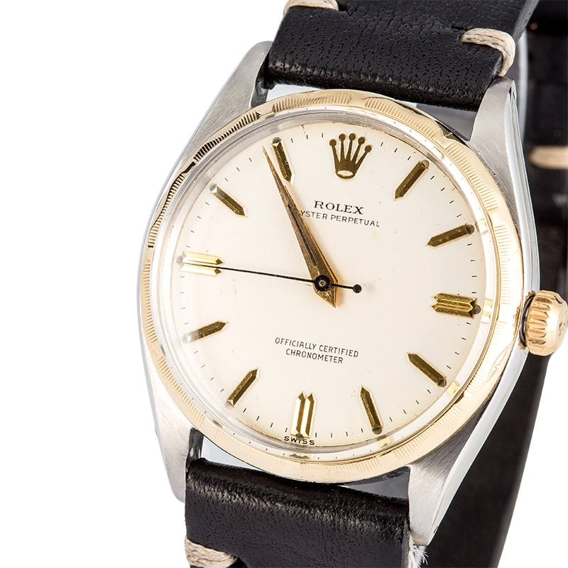 Vintage Rolex Oyster Perpetual 6566 c8acbed8b58a