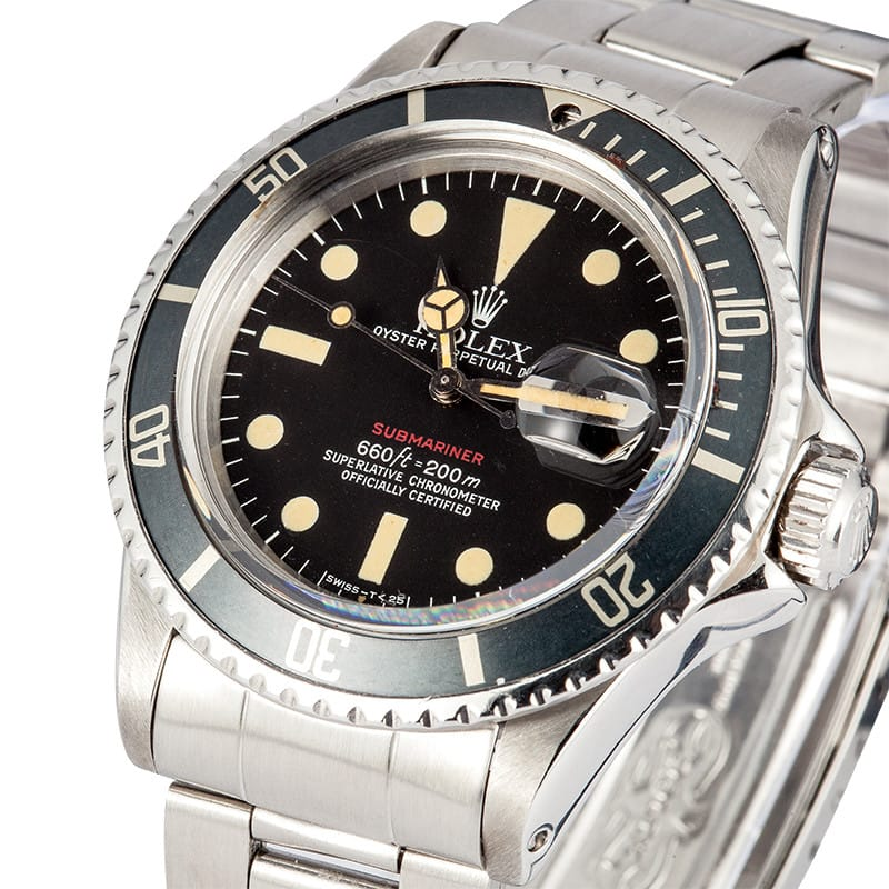 How the Rolex Submariner has Changed over the Last 35 Years