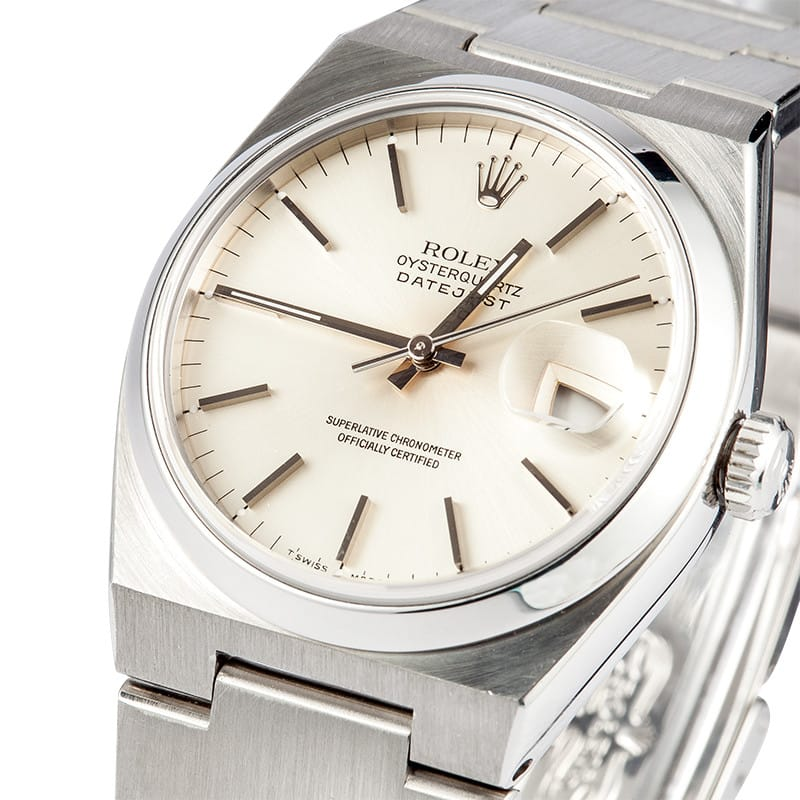 rolex oysterquartz reference 17000a