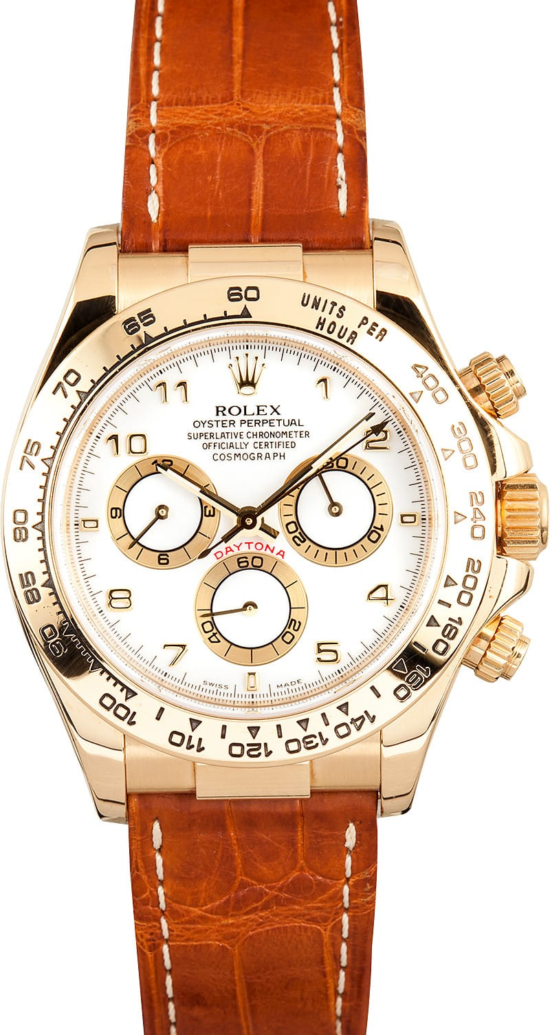 c6b37422453 Get Your Rolex Daytona at Bob s Watches - Buy at  14500.00