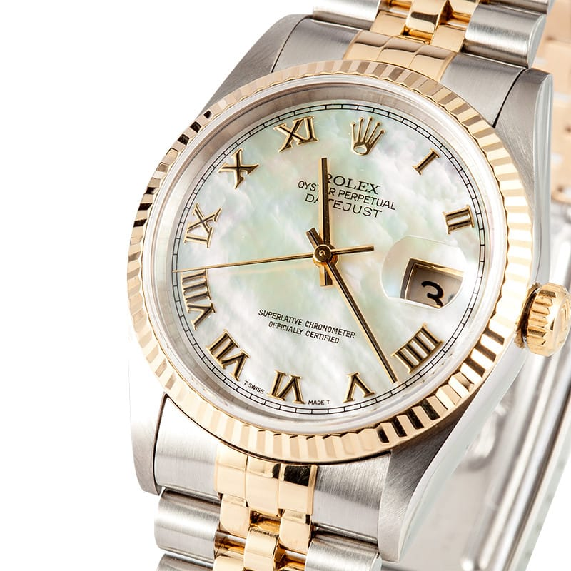 ce1c335c876 Rolex DateJust Mother Of Pearl Diamond - Best Low Prices