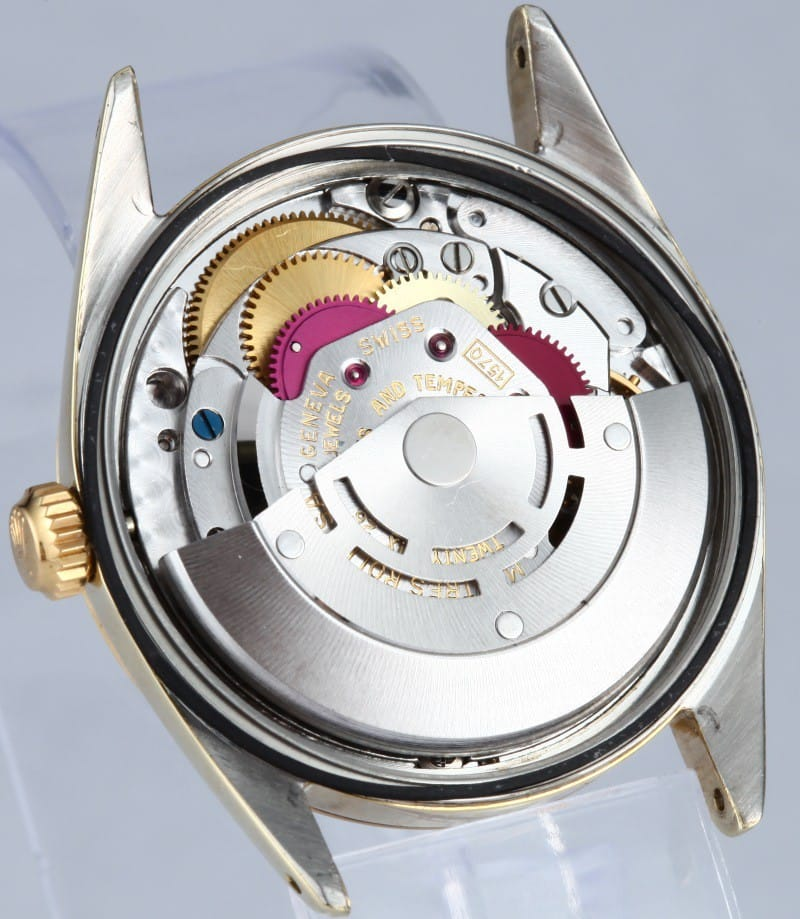 rolex 1550 date movement