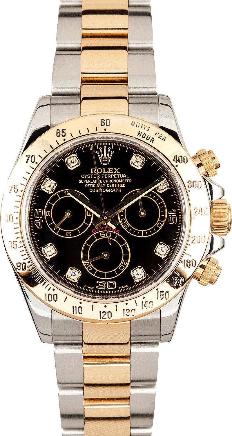 Rolex Daytona Diamond Dial 116523