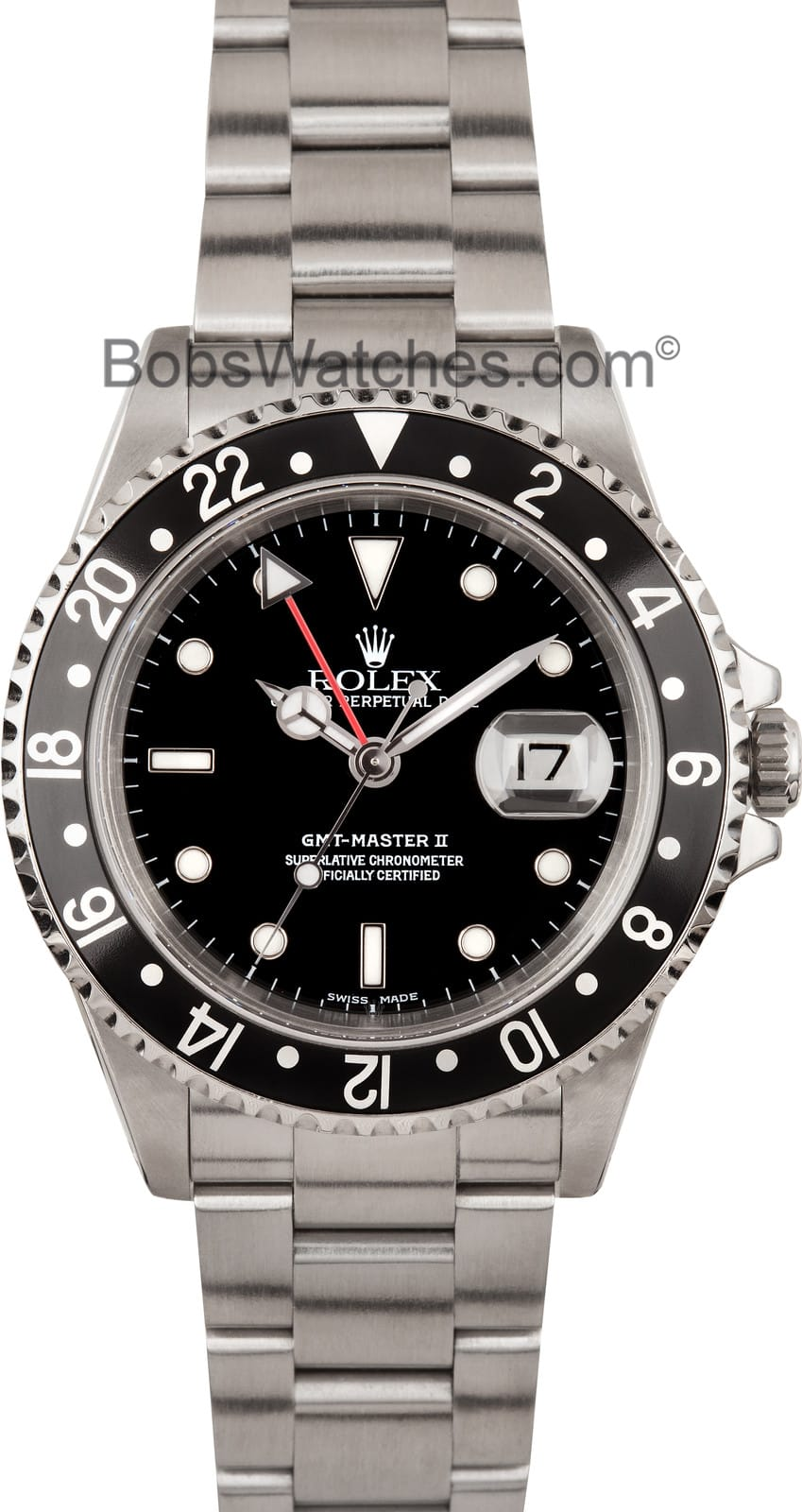 Rolex gmt master ii model 16710 mens for Rolex gmt master