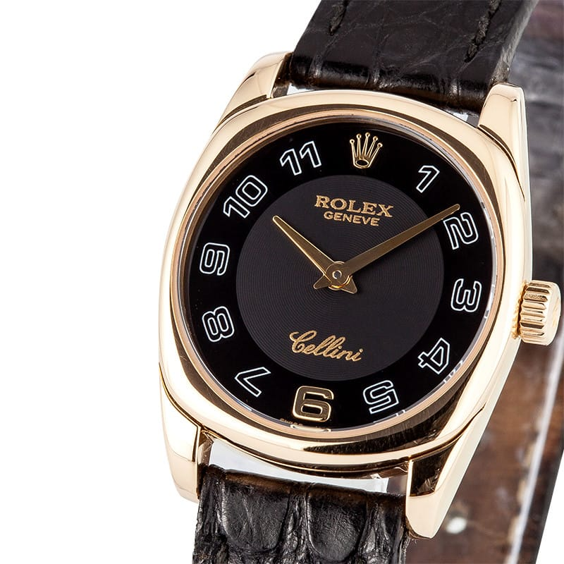 Rolex Cellini Danaos Ladies