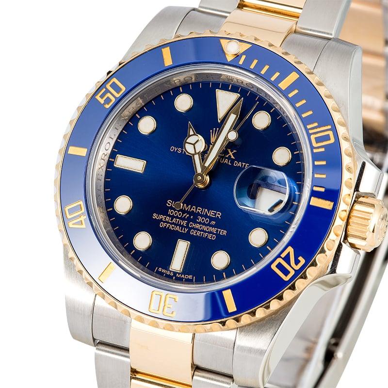 Rolex Submariner Blue Price