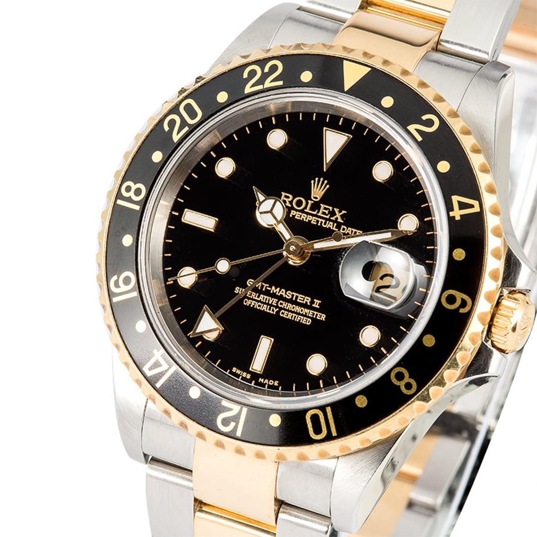 Rolex gmt master ii 16713t for Rolex gmt master