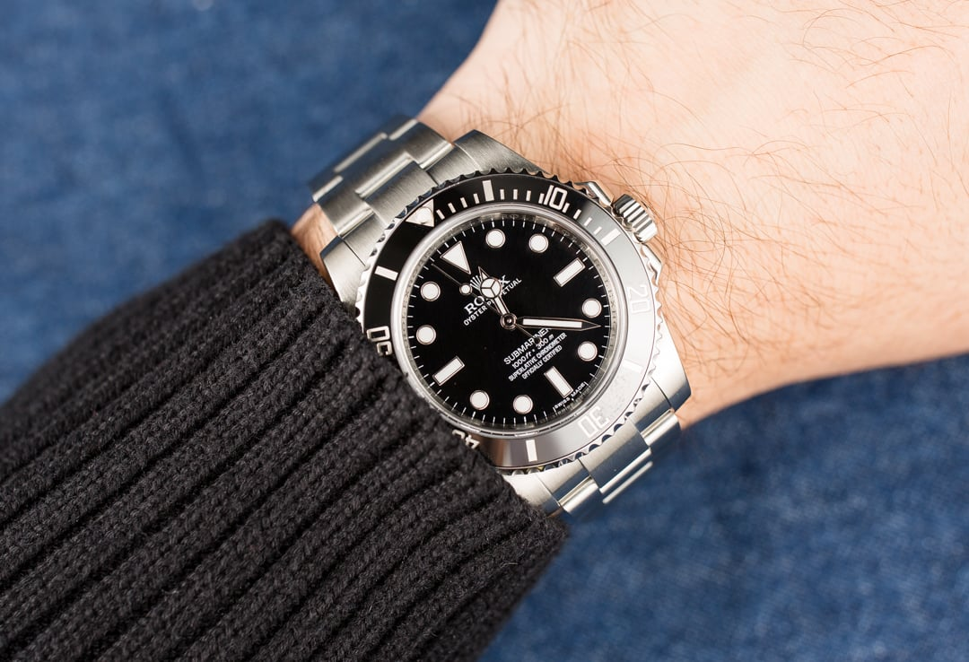rolex submariner date date for sex