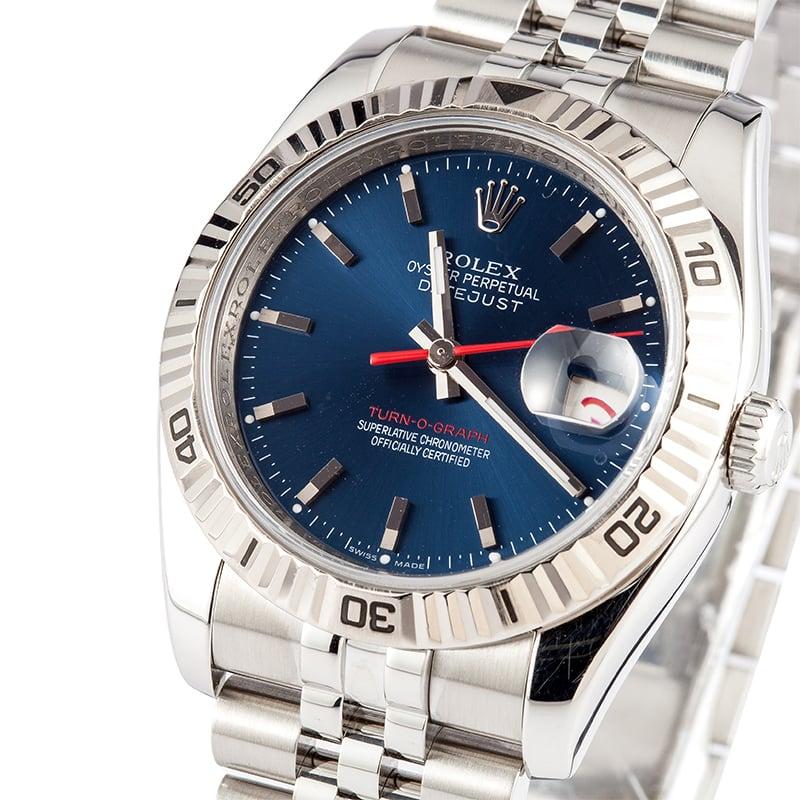 c6d8a003111 Rolex Thunderbird 116264