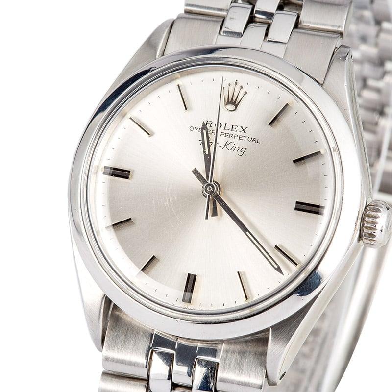 Rolex Vintage Air,King 5501 Jubilee