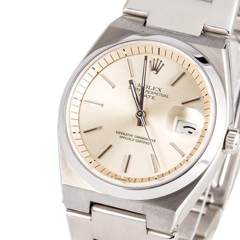 Rolex Vintage Date 1530